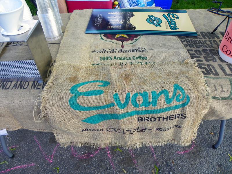 Evans Brothers Coffee in Sandpoint, Idaho