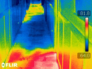 Ogden Utah Discounted Infrared Winter Inspection