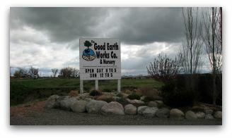 good earth works sign