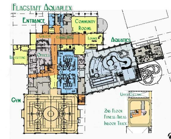 Flagstaff Aquaplex floorplan