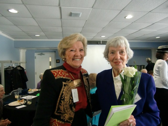 PHyllis Steinburg and new member