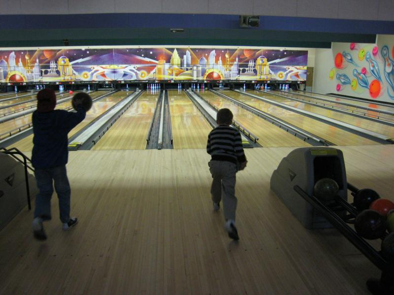 AMF Bowling in Western Branch Chesapeake VA
