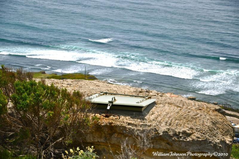 WWII Bunker in Point Loma