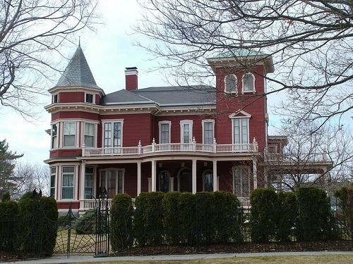 bangor maine stephen kings home house
