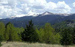 Pikes Peak Mountain