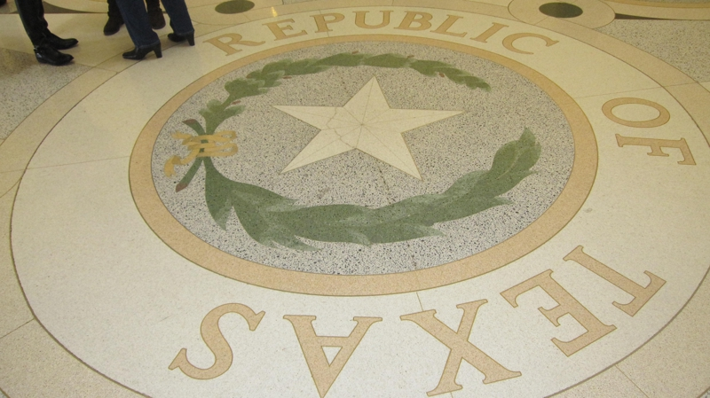 the seal of texas