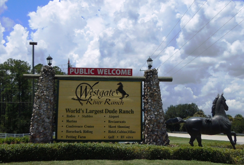 westgate river ranch in florida world 39 s largest dude ranch. Black Bedroom Furniture Sets. Home Design Ideas