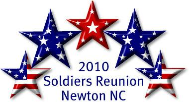 2010 Soldiers Reunion Newton NC
