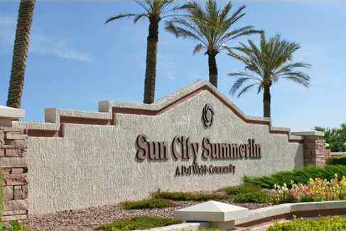 Del Webb's Sun City Summerlin is a fantastic active adult community ...