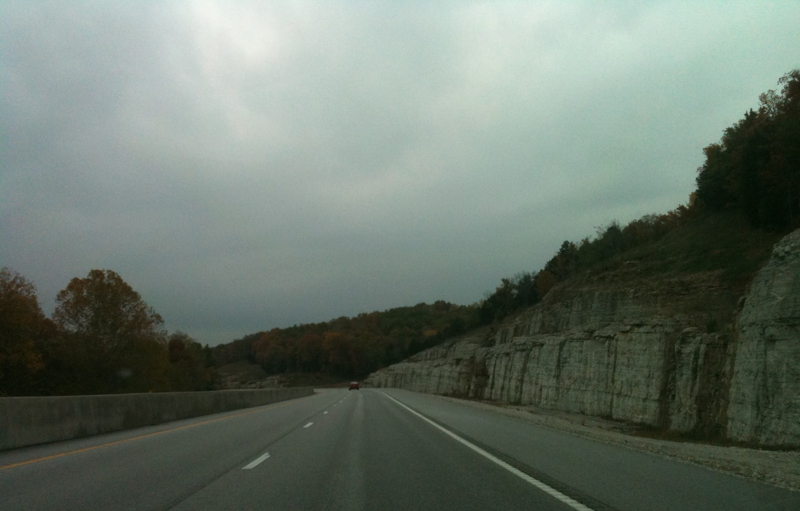 Fall Foliage Drive in Missouri and Arkansas