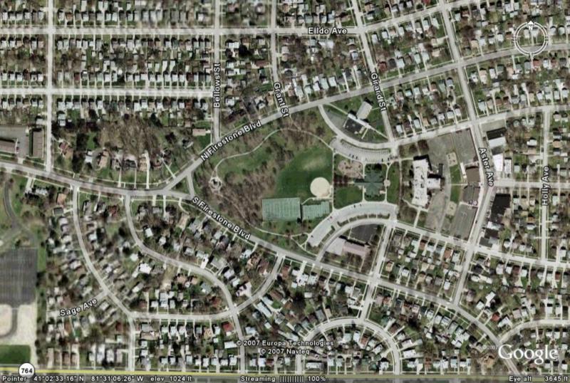 Firestone Park Ohio Homes