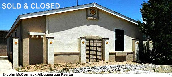 NE, Albuquerque, Home Sold & Closed,  Albuquerque, Realtor, John McCormack, Home Buyer,