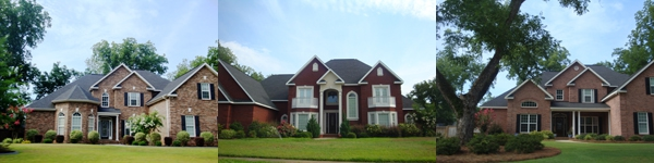 Homes for sale in warner robins ga woodbridge subdivision for Home builders in warner robins ga