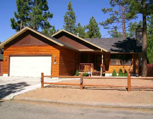 The 3 Best Bank Owned Big Bear Log Style Homes For Sale In