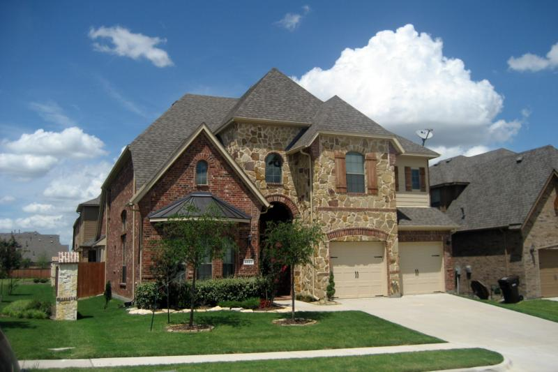 New Homes In Plano Texas At Willow Crest