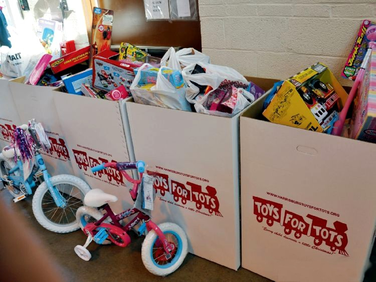 Toys For Tots Merchandise : Toys for tots toy and clothing drive cheshire ct