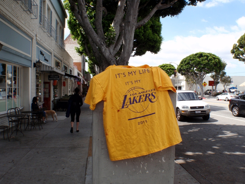 Season Over Lakers