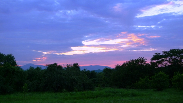 Rhinebeck Sunset