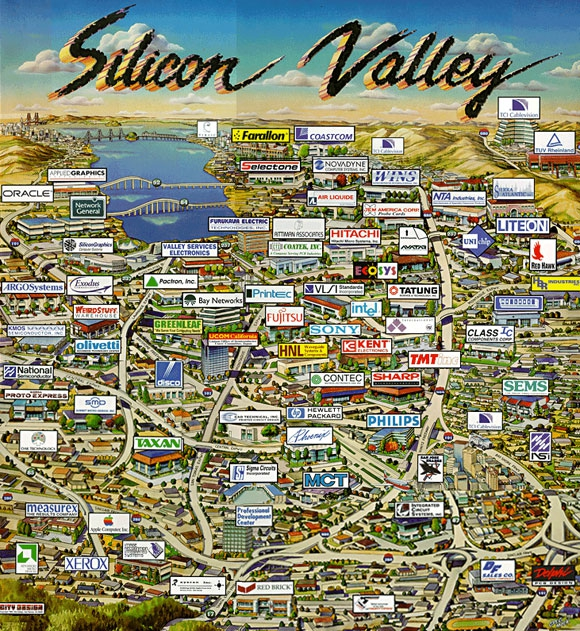Silicon Valley, apple, steve jobs