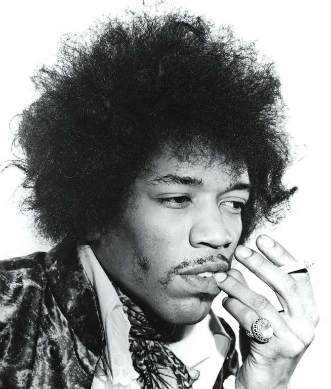 Jimi Hendrix - Photos