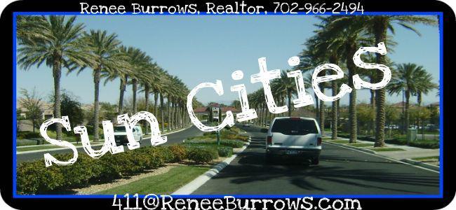 Sun City Homes - Las Vegas, Henderson, North Las Vegas