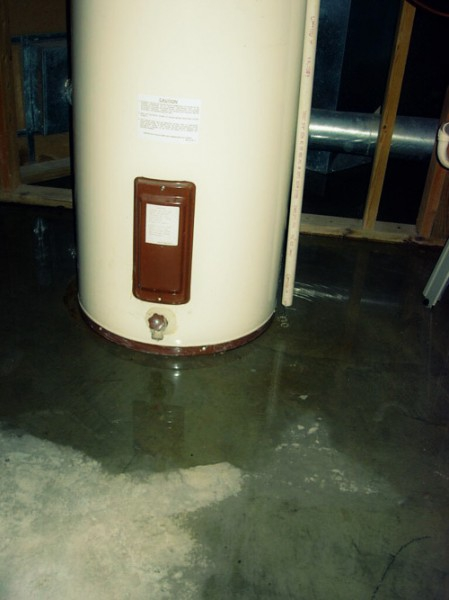 Wet Basement Water Damage Hot Water Heater Broke Emergency Eastchester Ny  10709 Westchester County