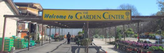 Awesome Entry To The Garden Center, San Antonio, Texas