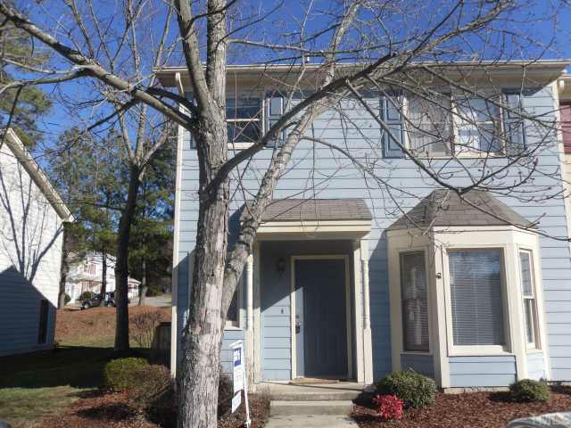 Sw durham nc townhouse in darby glen subdivision sold for 2 bedroom townhouse in durham nc