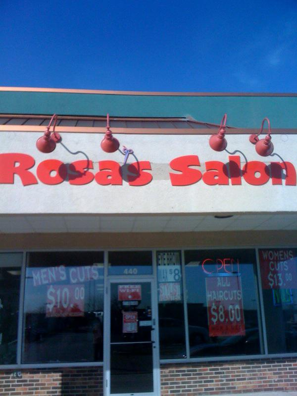 Rosa's Salon