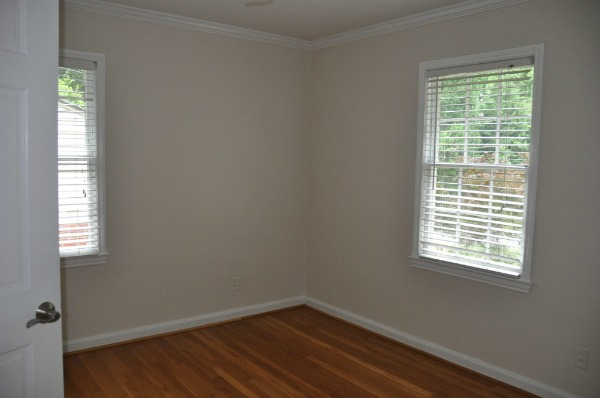home staging before picture