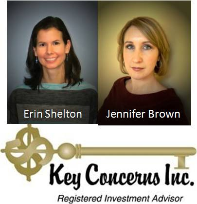Jennifer Brown and Erin Shelton of Key Concerns