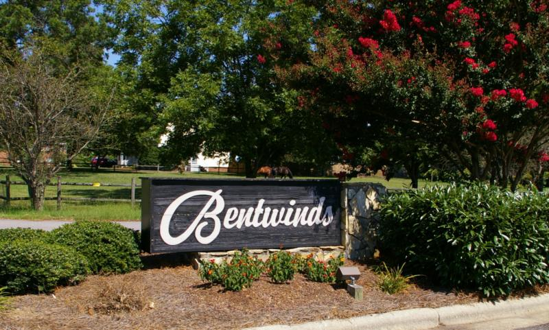 Bentwinds - Golf Course Acreage in Fuquay-Varina - Building a Home in the Raleigh Area