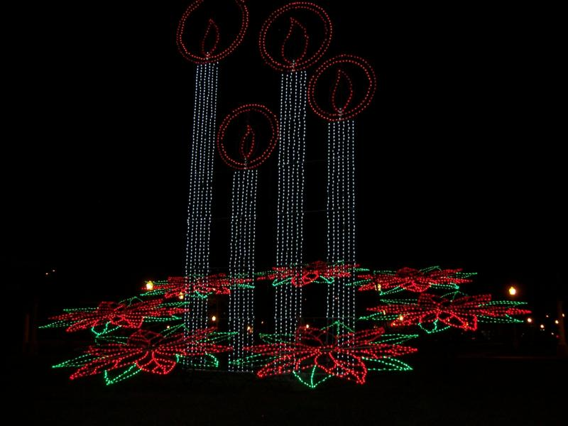Christmas Lights - Lakeland