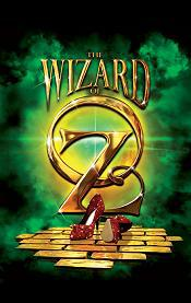 the wizard of oz (Broadway Hits The Redding Convention Center)