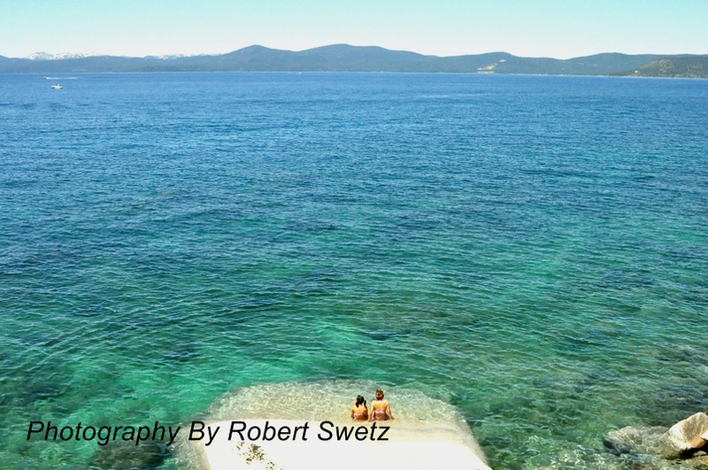 Lake Tahoe by Robert Swetz