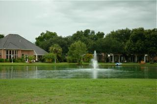 Delmar Estates Pond - Lafayette, LA