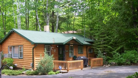 Door County Cottages For Rent Door County Log Cabin In