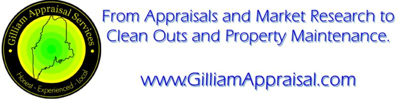 Gilliam Appraisal Logo