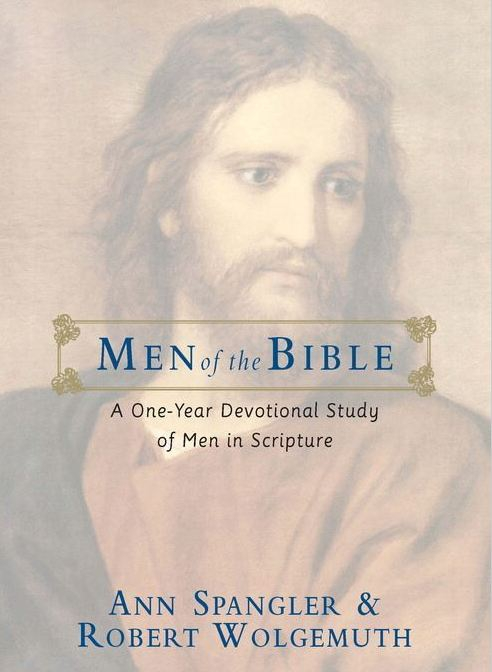 Men of The Bible by Ann Spangler