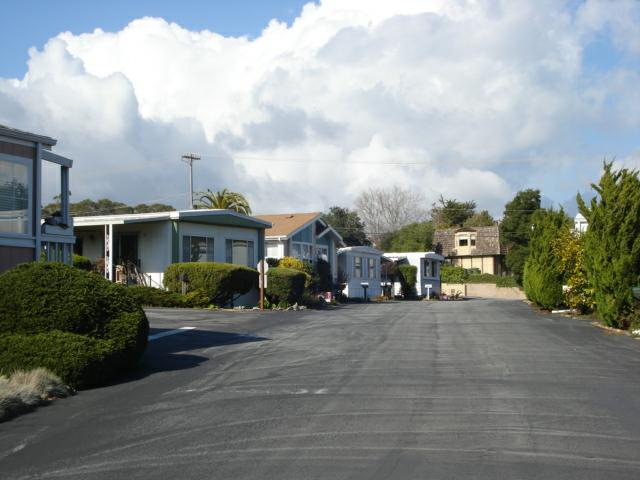 Sorrento Oaks mobile home park in Santa Cruz