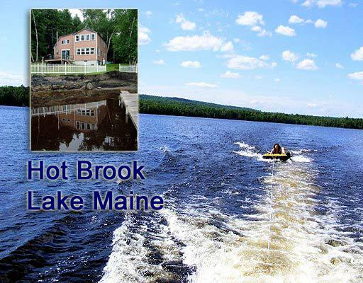 get on water maine lake shore home for sale with 4 bedrooms 2 baths 189 900