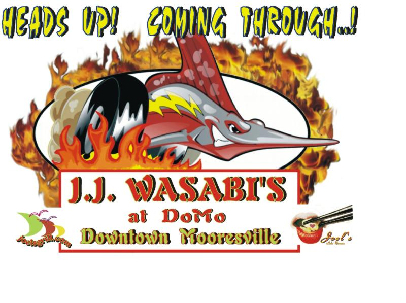 J.J. Wasabi's at DoMo in Mooresville
