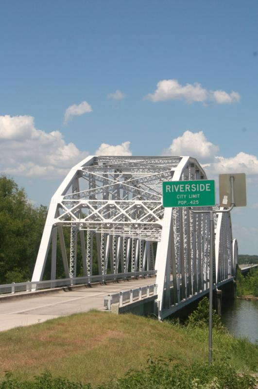 The Trinity River Bridge