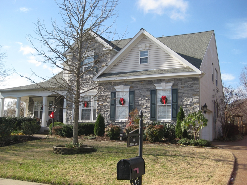 dallas downs home prices in franklin tn for december 2013
