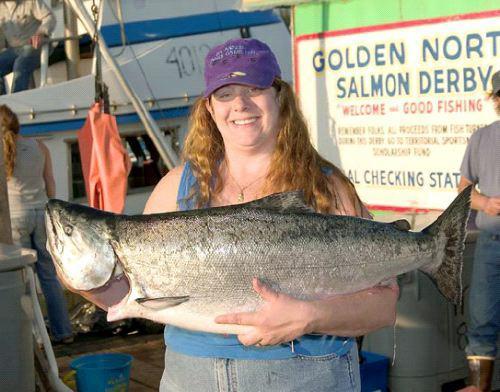 Debbie's Big Fish