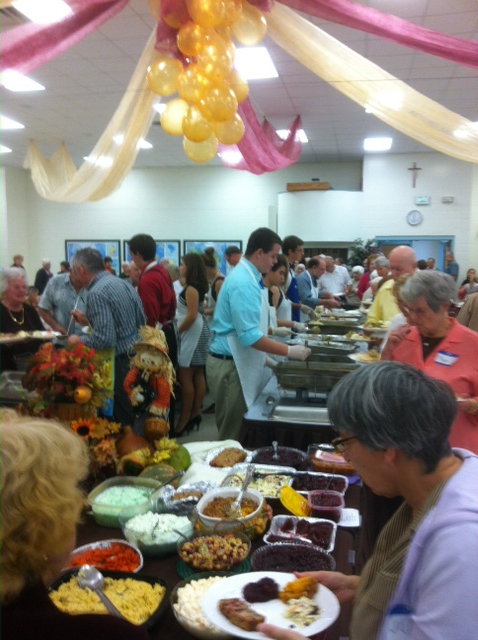 Thanksgiving at Ascension Catholic