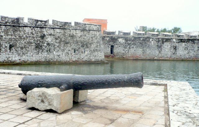 Fort San Juan de Ulúa - Photo by Gary Coles - Paradise4Gringos.com