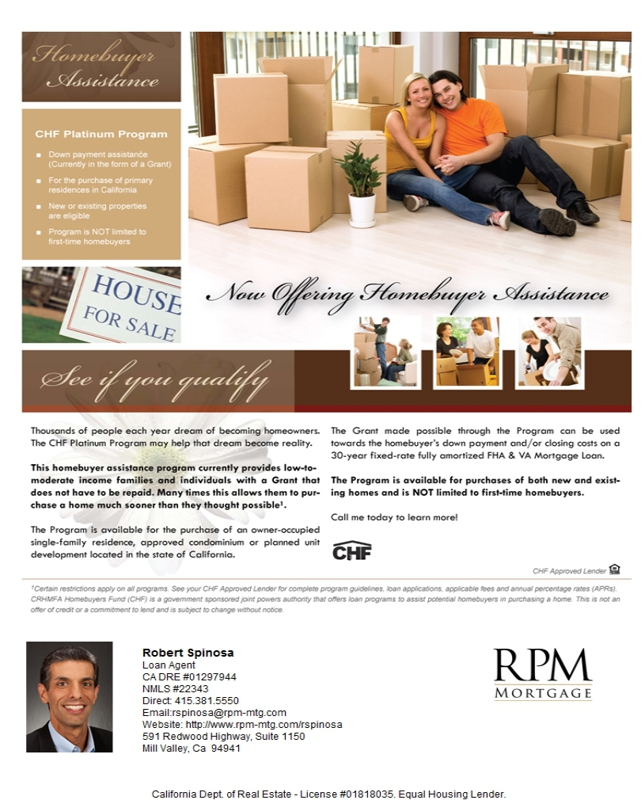 Down Payment Support Programs In California For Homeers