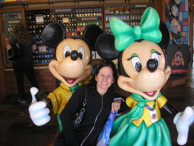 Sue and Mickey
