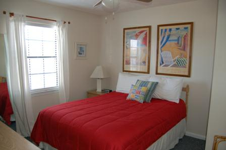 Bedroom at 101 25th - Mexico Beach FL